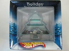 Hot Wheels Holiday Decoration with Scorchin' Scooter