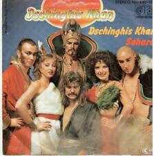 "500  7"" Single: Dschinghis Khan - Dschinghis Khan / Sahara"