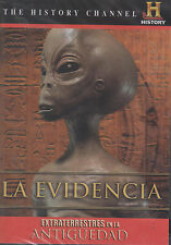 DVD - La Evidencia NEW Ancient Aliens The Evidence FAST SHIPPING !