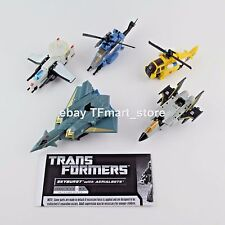 Transformers Power Core Combiner PCC Skyburst with Aerialbots Team