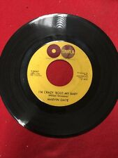 MARVIN GAYE-CAN I GET A WITNESS/I'M CRAZY 'BOUT MY BABY-TAMLA 45