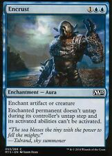 4x Encrust | NM/M | M15 | Magic MTG
