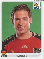 N°261 TIM WIESE # DEUTSCHLAND STICKER PANINI WORLD CUP SOUTH AFRICA 2010