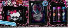 BEAUTY SET MONSTER HIGH MAKEUP MASTERPIECE EYES LIPS & NAILS GIFT SET