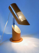 70s space age Leuchte desk lamp Szarvasi Vas Hungary Pop light Lampe annees 70