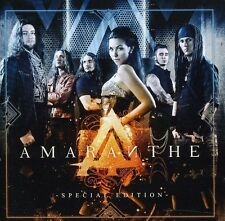 Amaranthe (Special Edition) - Amaranthe (2011, CD NEUF)2 DISC SET