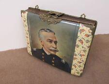 Antique Admiral George Dewey Celluloid Photo Album  Spanish American War  Navy