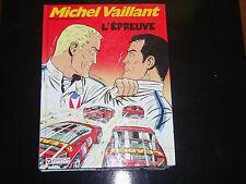 Michel vaillant  l épreuve 2003  éditions GRATON