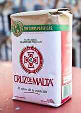 Cruz De Malta Yerba Mate - 25 packs (12.5 Kg / 27.5 lbs) - Free Shipping