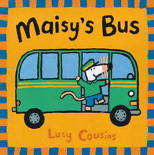 Lucy Cousins Maisy's Bus Very Good Book