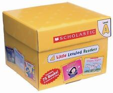 75 Leveled Readers Level A Box Set Guided Reading Kindergarten Teacher Resource