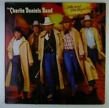 "12"" LP -The Charlie Daniels Band - Me and the Boys - k6170"