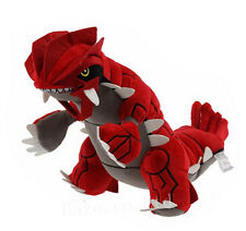Nintendo Game Pokemon Groudon Stuffed Animal Soft Plush Toy 13''