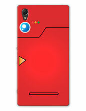 Pokemon Pokedex Sony Xperia Z2 Hard Plastic Case Geeky Anime