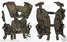 10 Made in US Army Military Tactical Grenade Carrier Load Bearing Cargo LBV Vest