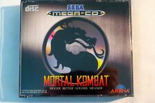 Mortal Kombat - Sega Mega CD - PAL