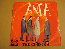 45T SINGLE / THE COUSINS - ANDA / WADIYA
