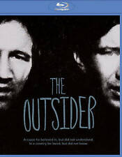 The Outsider (Blu-ray, OPEN, 1980, 2016 Release) Sterling Hayden / Craig Wasson