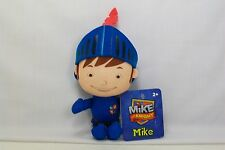 """Mike The Knight 6"""" Plush - Mike - *New* Fisher Price"""