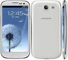 White Original Samsung Galaxy S3 I9300 Factory Unlocked  Android Smartphone 16GB