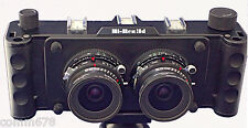 Rare MF stereo 3d camera NEW , shoots 6x7, 3D and 6x17