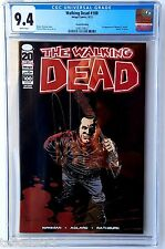 The Walking Dead 100 2nd Print 1st appearance of NEGAN CGC 9.4