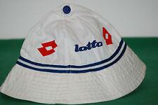 vintage lotto tennis 70s cap hat NOS rare deadstock in sport borg fila casual