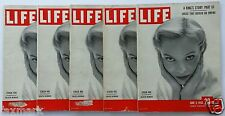 Life Magazine - June 5, 1950 - Stasia Kos Cover - five available - price for one