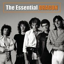 DRAGON (ESSENTIAL - GREATEST HITS 2CD SET SEALED + FREE POST)