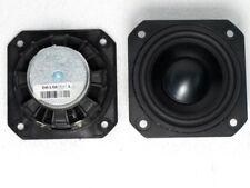 """2 x Peerless 2.5"""" (70mm) Full Range Speaker P830985"""