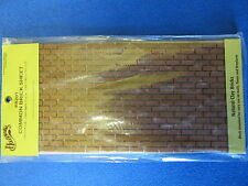 DOLLS HOUSE DIY   Common Brick Sheet     HW8201