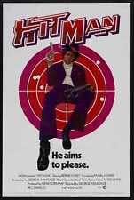 Hit Man Poster 01 A4 10x8 Photo Print