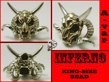 NEW!!! INFERNO King-size Bead for Paracord Lanyards, Bracelets