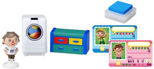 1x NEW Animal Crossing Leaf Boy and The Furniture Figure Stamp Set