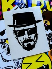 VINILO ADHESIVO PEGATINA BREAKING BAD STICKER CAR COCHE HEISENBERG
