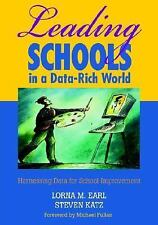 Leading Schools in a Data-Rich World: Harnessing Data for School Impro-ExLibrary