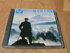 Andrew Litton - Mahler : Symphony No. 1 - Ann Murray - CD Virgin West Germany