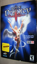 Divine Divinity  (PC, 2002) CD-ROM Video Game Complete - Action RPG Role Playing