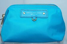 Marc by Marc Jacobs Cosmetic Bag M0001299A Big Bliz Framed Nylon Makeup Case NWT