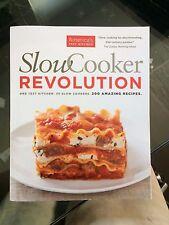 Slow Cooker Revolution (Paperback)