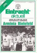 II. BL 85/86 Eintracht Braunschweig - Arminia Bielefeld, 15.03.1986