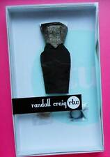 "12"" Randall Craig Clothing~A Little Drama Fashion~LE 80~Fit Royalty~Monogram~New"