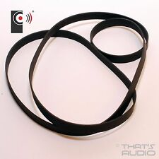 DUAL - Replacement Turntable Belt CS 505 (MK1, MK2, MK3 & MK4) THATS AUDIO