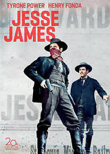 DVD: Jesse James (1939) Tyrone Power Henry Fonda
