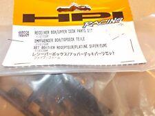 HPI RACING 100324 RECEIVER BOX / UPPER DECK PARTS SET   FIRESTORM