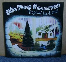 The Fiery Furnaces - Tropical Ice - Land - Original White Vinyl Unplayed 7 Inch