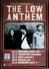 LOW ANTHEM, THE - 2008 - Tourplakat - Oh my God Charlie Darwin - Tourposter
