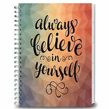 Tools4Wisdom Planner 2017 w Daily Weekly Monthly Goals Journal - Starts Dec 2...