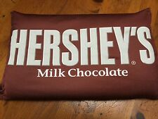 Hershey's Milk Chocolate Microbead PILLOW Plush Tube Neck Roll Sweet Thang