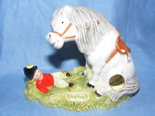 John Beswick Thelwell Pony Talk To Your Pony Grey - JBT4GR Pony Club
